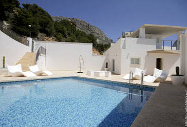 Amazing Luxury Villa in Altea for holiday rental