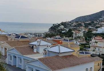 Big villa for rent in Calpe