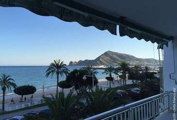 Cosy apartment for rent in Altea
